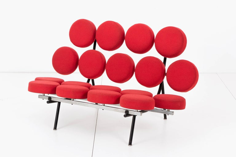 George Nelson Marshmallow Sofa 4