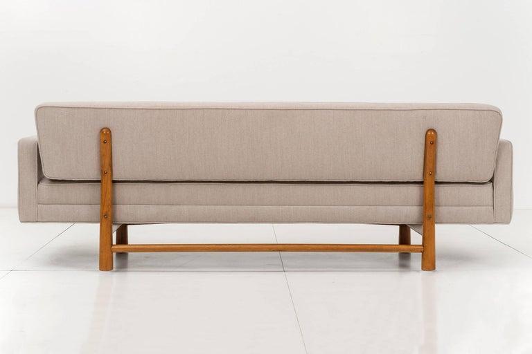Mid-20th Century Edward Wormley for Dunbar Gondola Style Sofa For Sale
