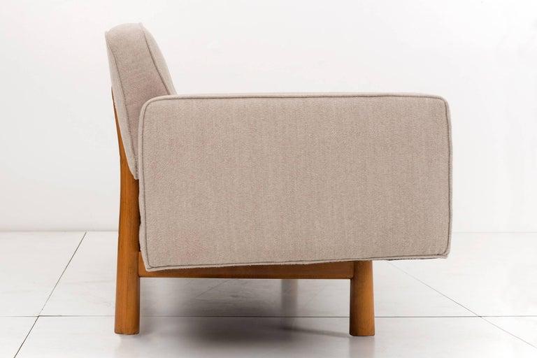 Mid-Century Modern Edward Wormley for Dunbar Gondola Style Sofa For Sale