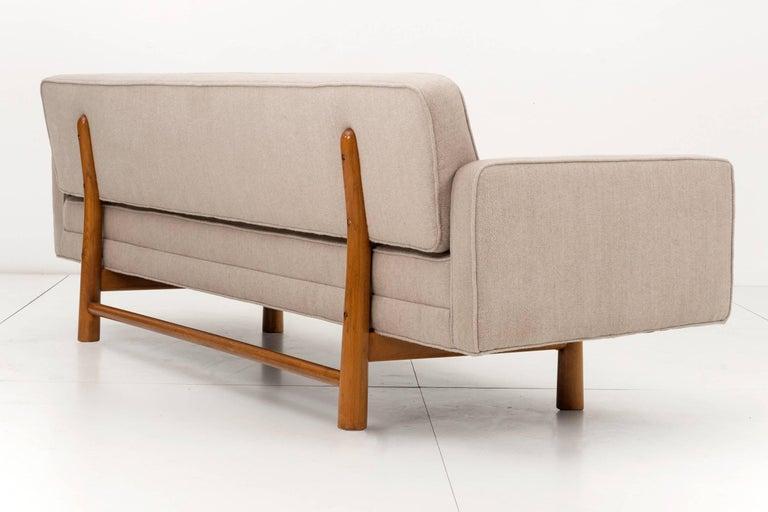 American Edward Wormley for Dunbar Gondola Style Sofa For Sale