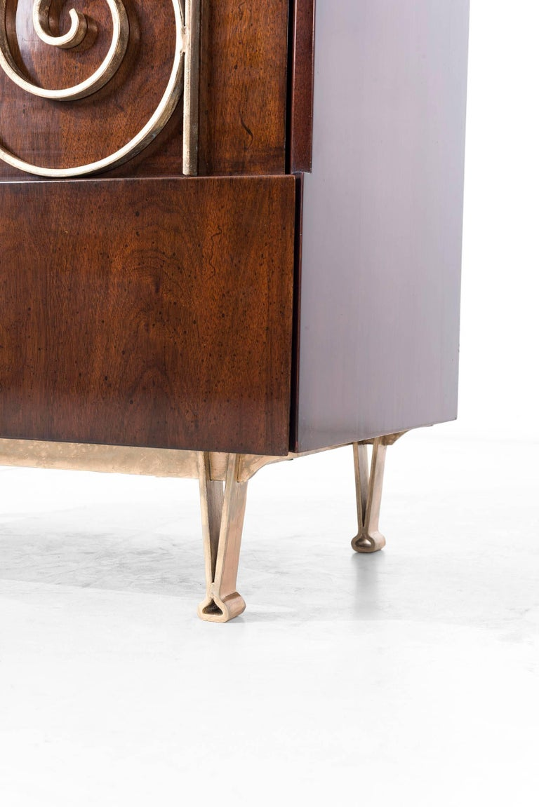 Edmund Spence Pair of End Tables or Nightstands 10