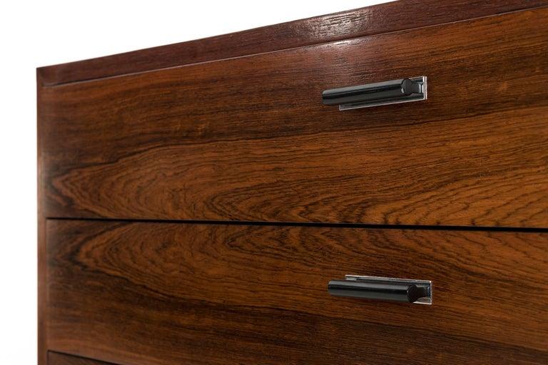 Harvey Probber Rosewood Dresser For Sale 2