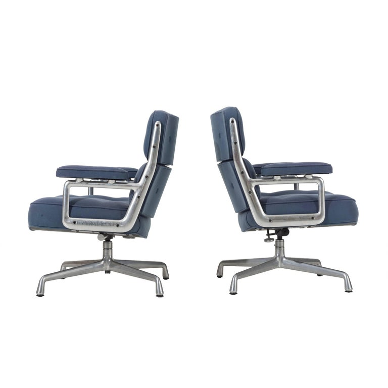 Time Life Lounge Chairs by Charles Eames for Herman Miller