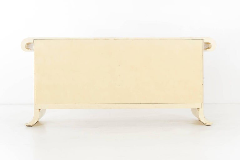 Credenza by Alessandro for Baker, circa 1980 For Sale 1