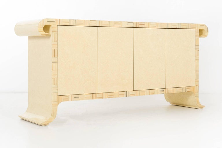 American Credenza by Alessandro for Baker, circa 1980 For Sale