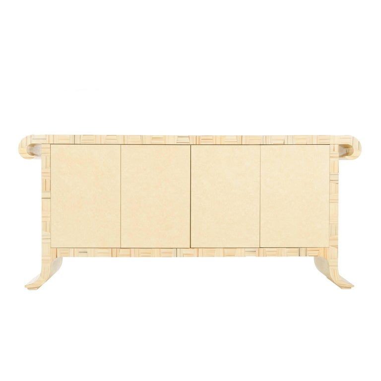 Credenza by Alessandro for Baker, circa 1980 For Sale