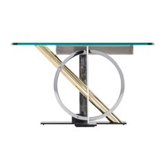 DIA Metal Console Table