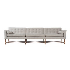 Harvey Probber Criss Cross Sofa