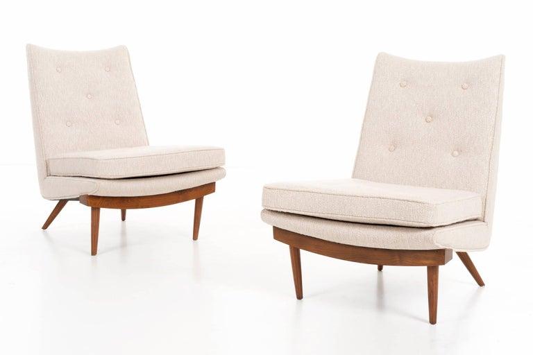 American George Nakashima Lounge Chairs For Sale