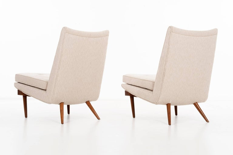 Mid-20th Century George Nakashima Lounge Chairs For Sale