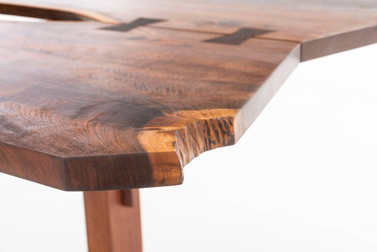 George Nakashima Trestle Table In Excellent Condition For Sale In Chicago, IL