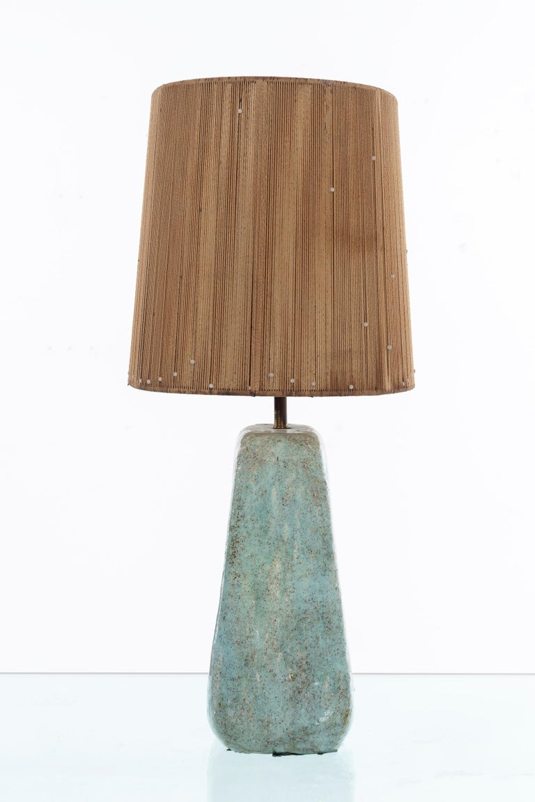 Italian Early Marcello Fantoni Table Lamp For Sale
