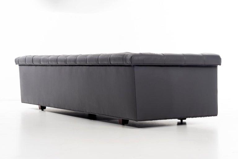 Mid-20th Century Dunbar Chesterfield Sofa For Sale