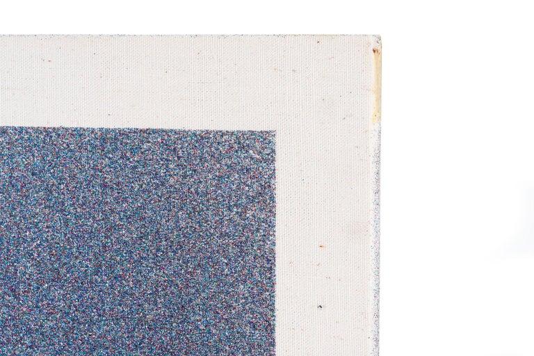 Modern Robert Matheny Glitter Painting For Sale