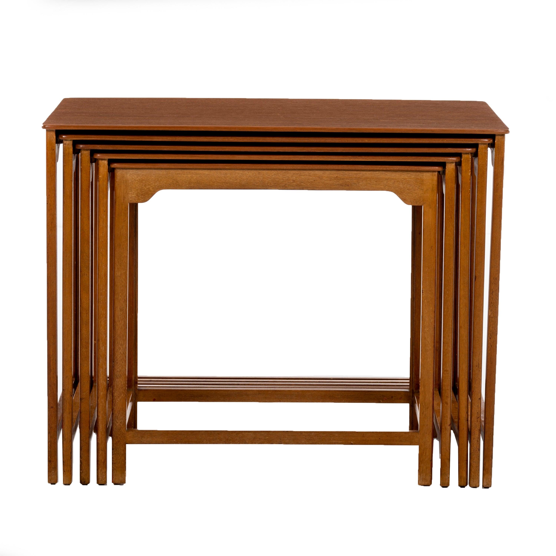 Dunbar Nesting Tables