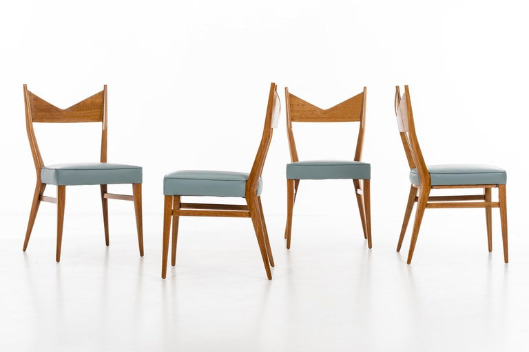 American Paul McCobb Dining Chairs Set of Ten For Sale