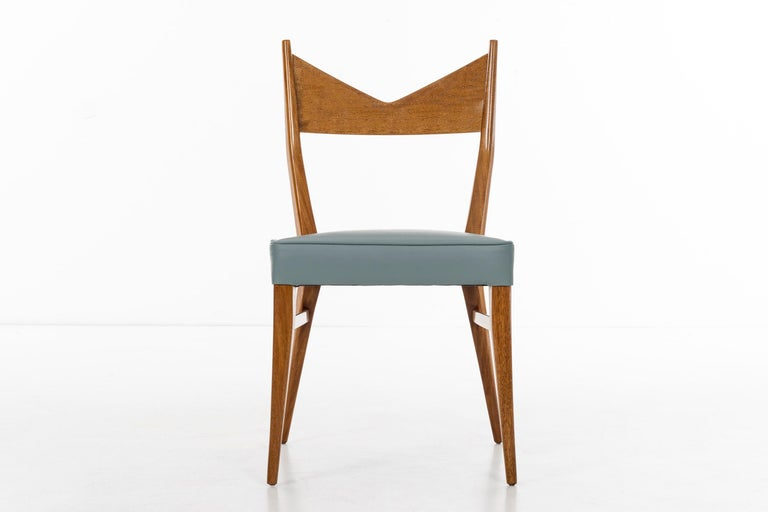 Mid-20th Century Paul McCobb Dining Chairs Set of Ten For Sale