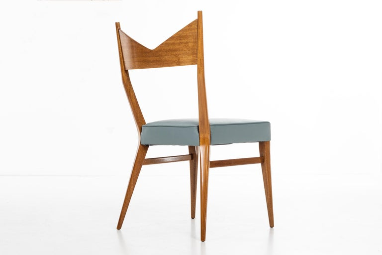 Paul McCobb Dining Chairs Set of Ten For Sale 2