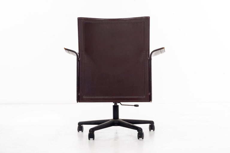 Late 20th Century Desk Chair by Tito Agnoli For Sale
