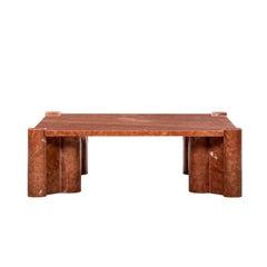 """Gae Aulenti """"Jumbo"""" Marble Table"""