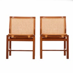 Rud Thygesen & Johnny Sorensen Set of 8 Dining Chairs
