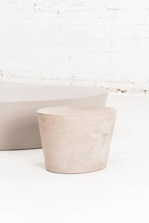 Maya Lin Stone Seating Set At 1stdibs