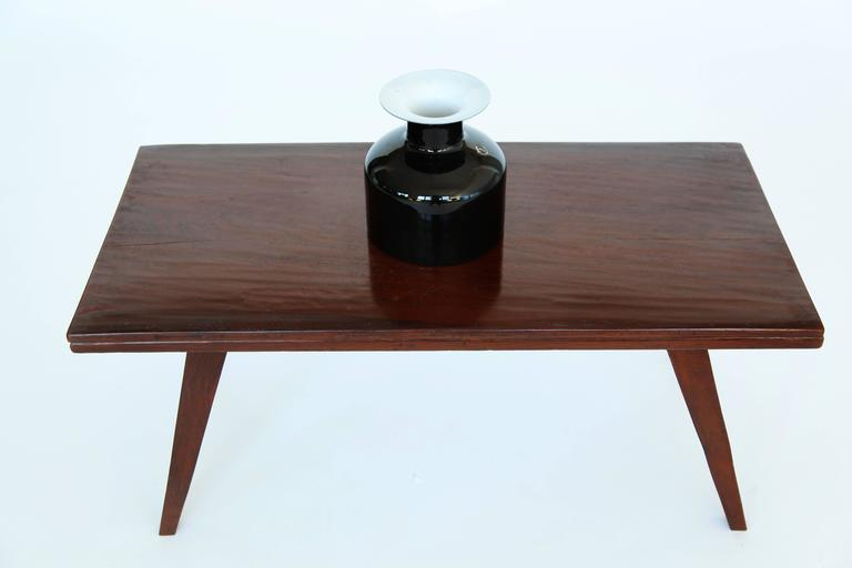 Pierre Jeanneret Style Coffee Table For Sale At 1stdibs