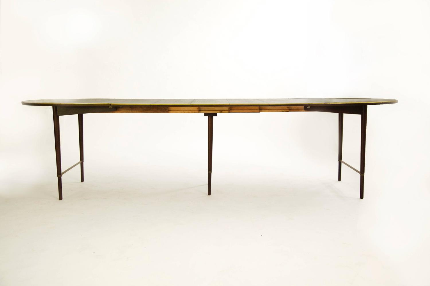 Paul mccobb dining table for sale at 1stdibs for 12 person dining table for sale