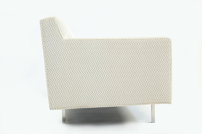 Polished Edward Wormley Sofa For Sale