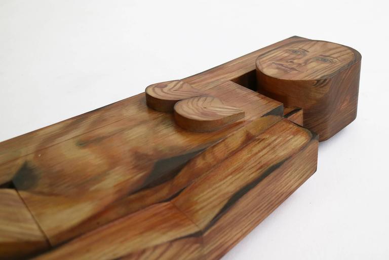 Organic Modern Carol Quinn Sculpture For Sale