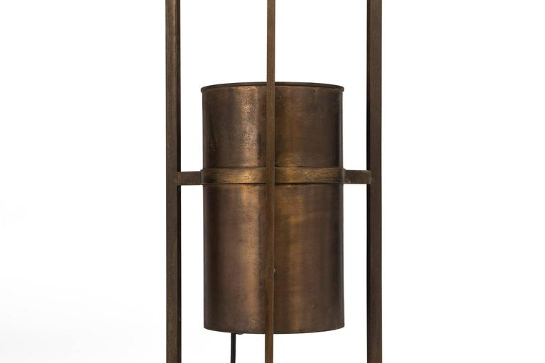 American Philip Johnson & Richard Kelly Floor Lamp For Sale
