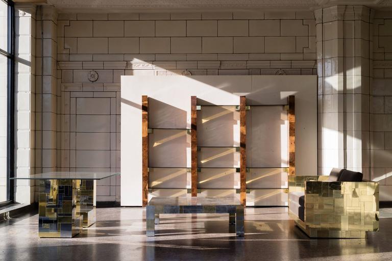 Paul Evans Wall-Mount Book Shelf For Sale 3