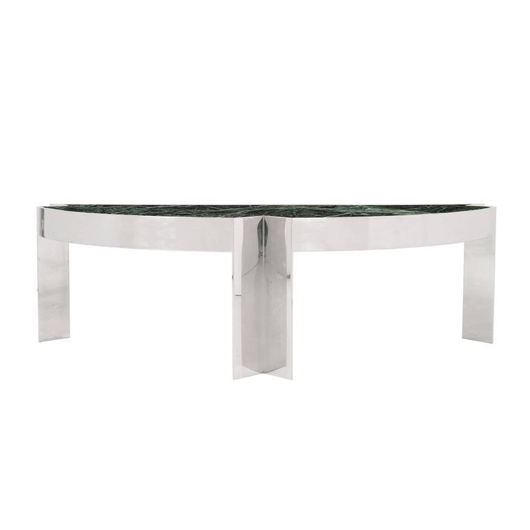 Leon Rosen Mezzaluna Desk for Pace For Sale