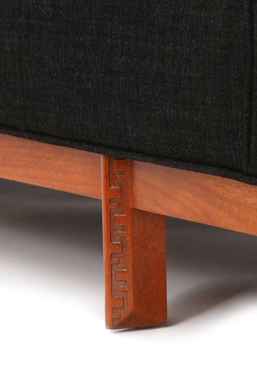 Frank Lloyd Wright Three Seat Sofa For Sale At 1stdibs