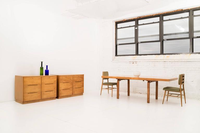 Pair of Alvar Aalto Cabinets for Finsven 2