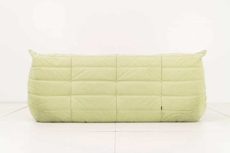 Pair of michel ducaroy togo sofas for sale at 1stdibs - Michel ducaroy togo sofa ...