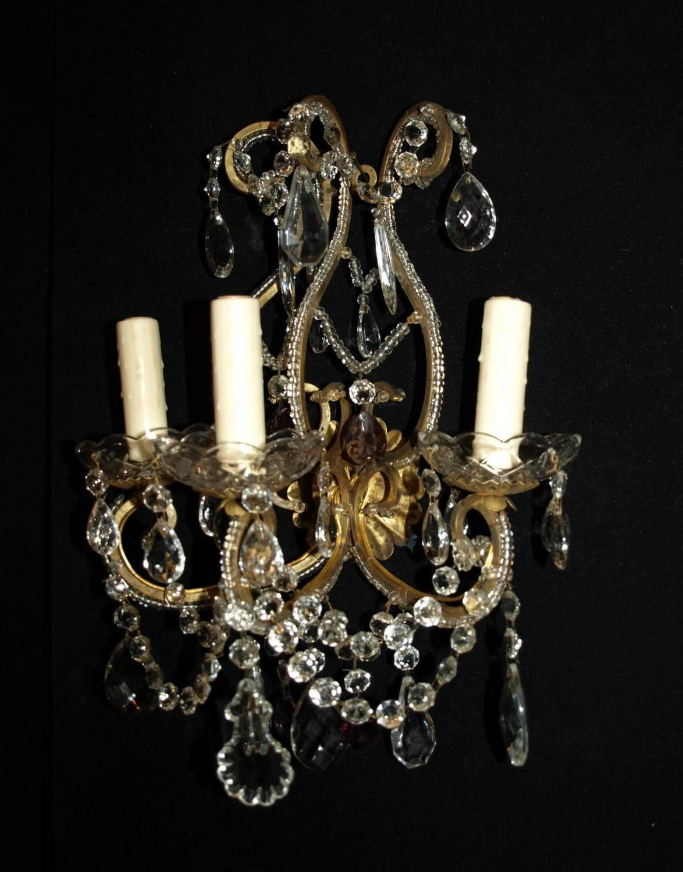 Antique Venetian Sconces at 1stdibs
