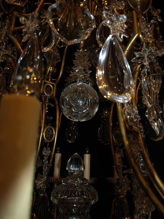 Antique Chandelier Crystal Chandelier For Sale At 1stdibs