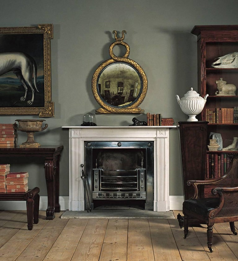 The English Regency style was named after George, Prince of Wales — the eldest son of George III — who became the Prince Regent in 1811 during his father's illness. The style reached its peak with the extravagance of Carlton House in London and