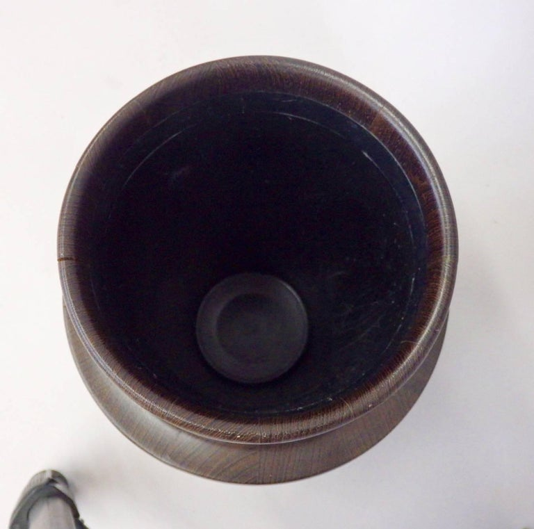 Quistgaar Jhq Dansk Denmark Wenge Ice Bucket For Sale 1