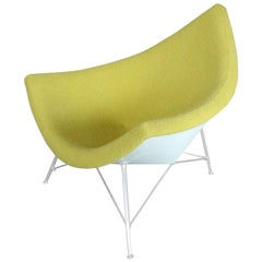 Fine Example Classic George Nelson Coconut Chair