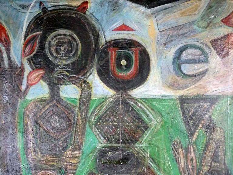 James C. Harrison (1925-1990) American, Detroit and New York.