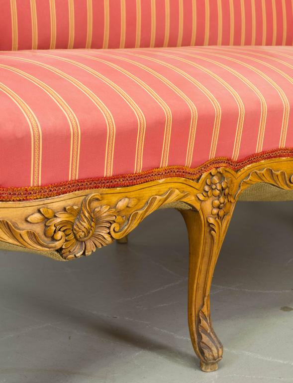 19th century louis xv style sofa or canape at 1stdibs for Canape style louis xv