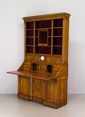 Early 20th c. French Scriban Bibliotheque