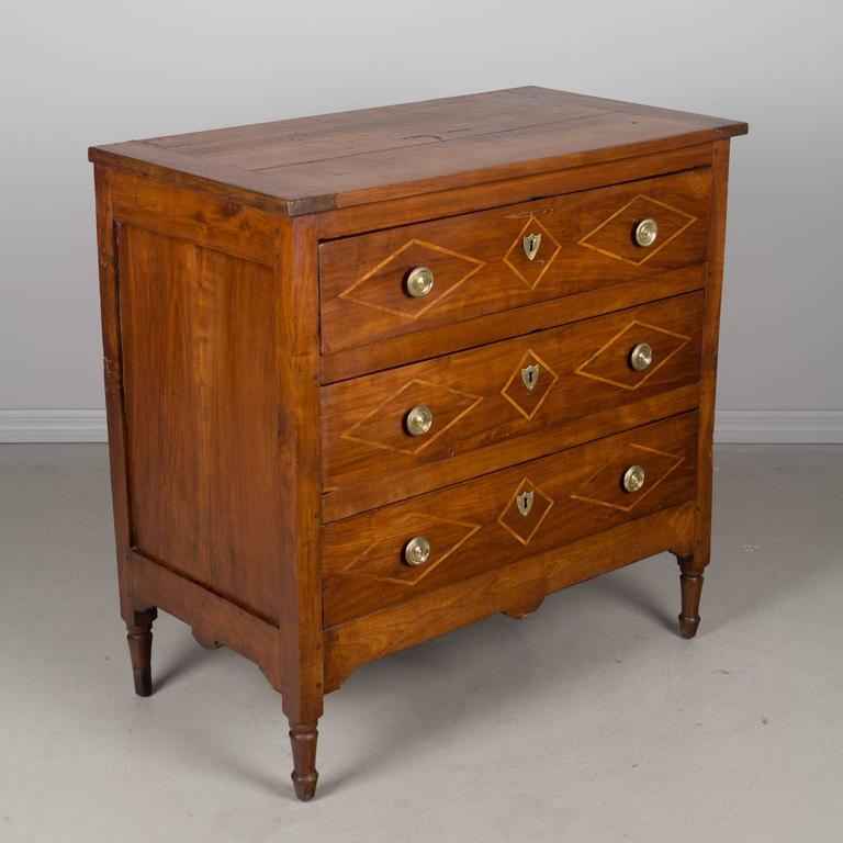 19th Century French Directoire Period Commode For Sale 3