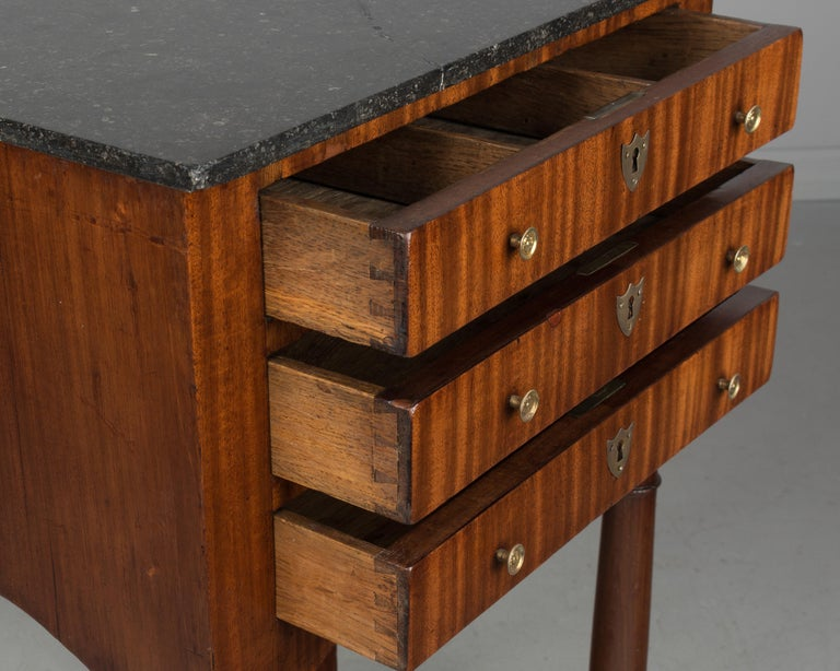 19th Century French Empire Side Table For Sale 2