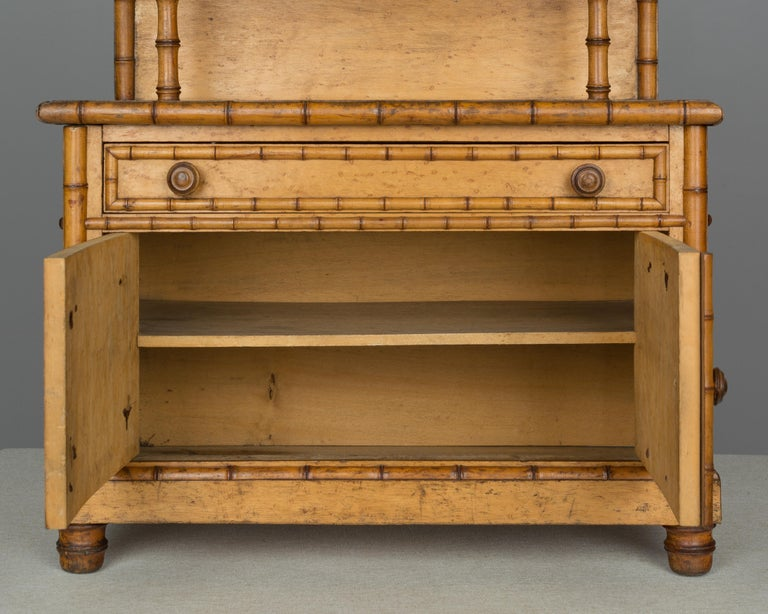 19th Century French Miniature Buffet For Sale 1