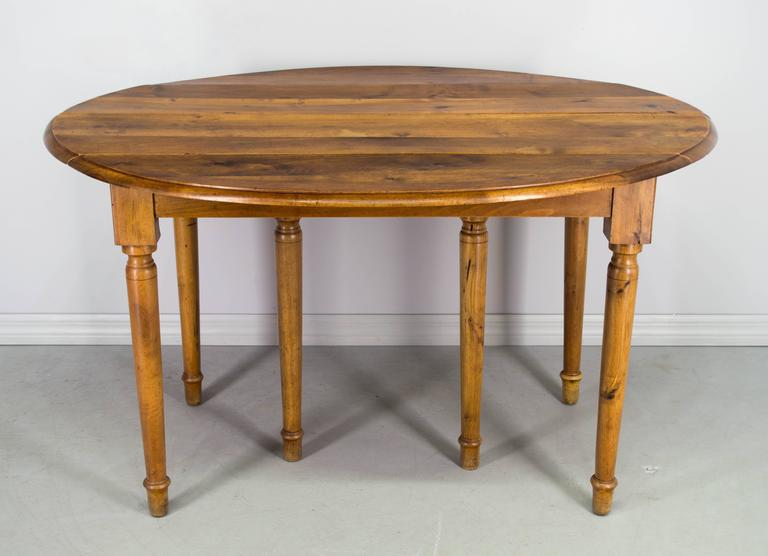 Late 19th century louis philippe style dining table at 1stdibs - Table style louis philippe ...