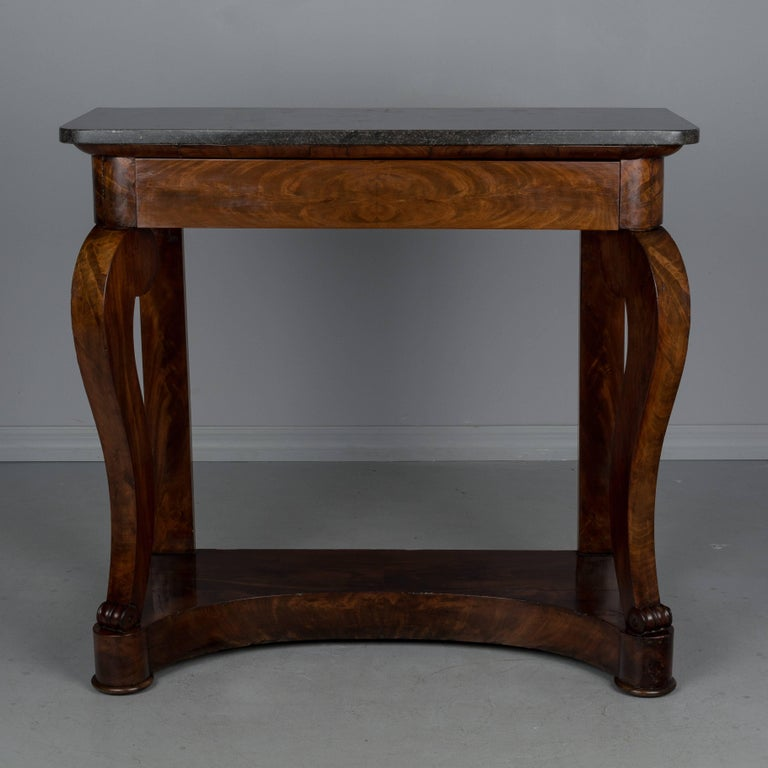 Louis Philippe 19th Century French Louis-Philippe Console For Sale