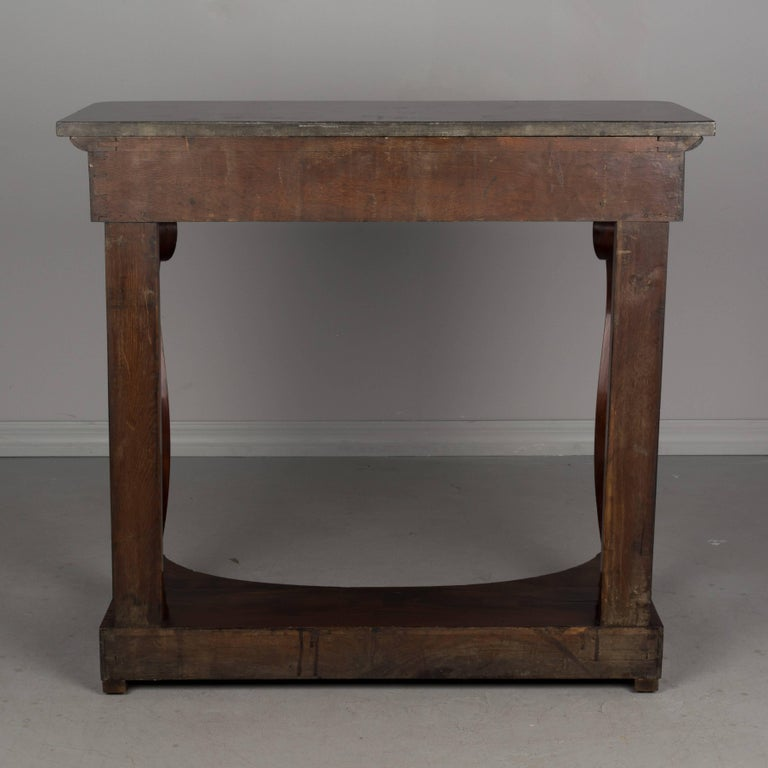 19th Century French Louis-Philippe Console For Sale 3